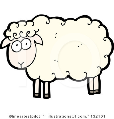 Sheep Clip Art-Sheep Clip Art-5