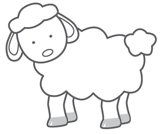 Sheep Clip Art-Sheep Clip Art-16