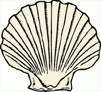 Shell Clip Art-Shell Clip Art-1