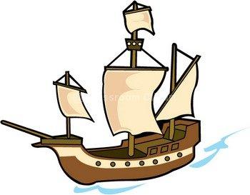 Boat Clip Art: ship clip art
