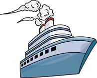 Free Ship Clipart #1