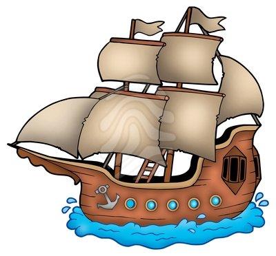 Ship clipart kid 2-Ship clipart kid 2-4