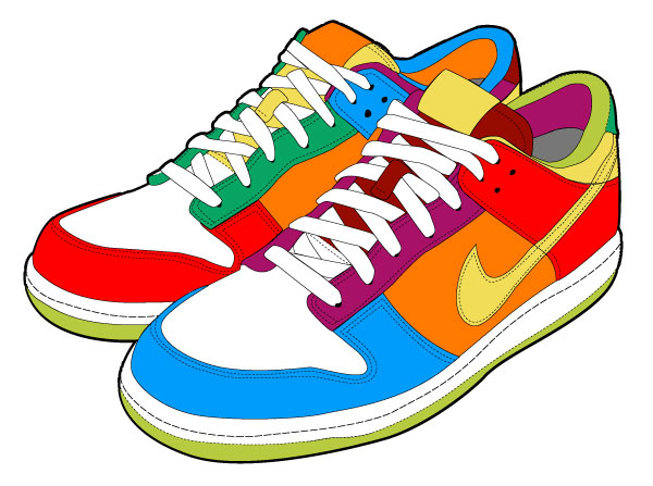 Shoe clipart clipart cliparts for you 2