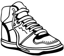 Shoe clipart clipart cliparts for you 3