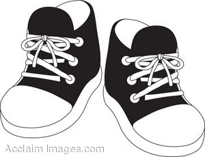 Shoes clipart - Clipart Of Shoes