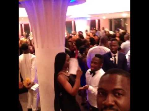 shoki wedding clip. DJ Tallest