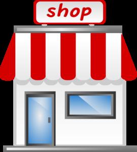 Shop Front Icon Clip Art-Shop Front Icon Clip Art-6