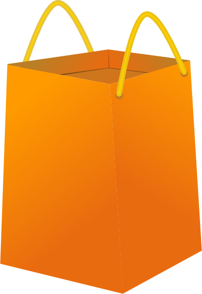 Shopping Bag Clip Art At Clker Com Vector Clip Art Online Royalty