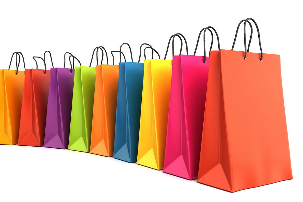 Shopping Bag Clipart