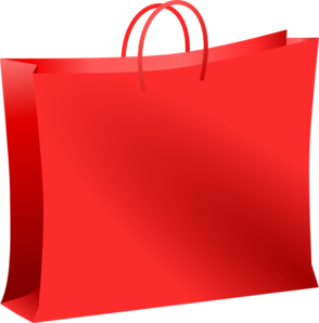 Shopping Bag Free Clipart
