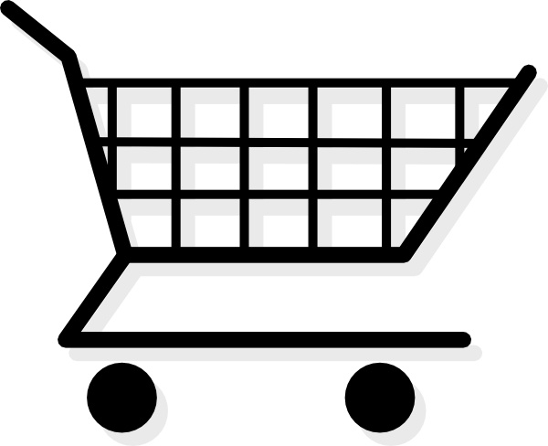 Shopping Cart Clip Art-Shopping Cart clip art-8