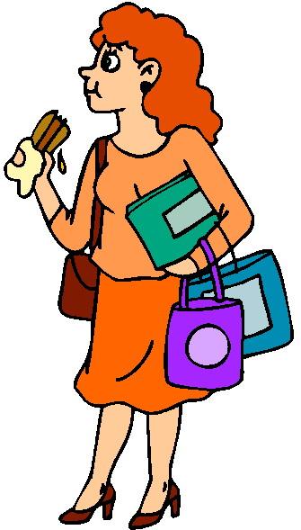 Shopping Clip Art-Shopping clip art-9