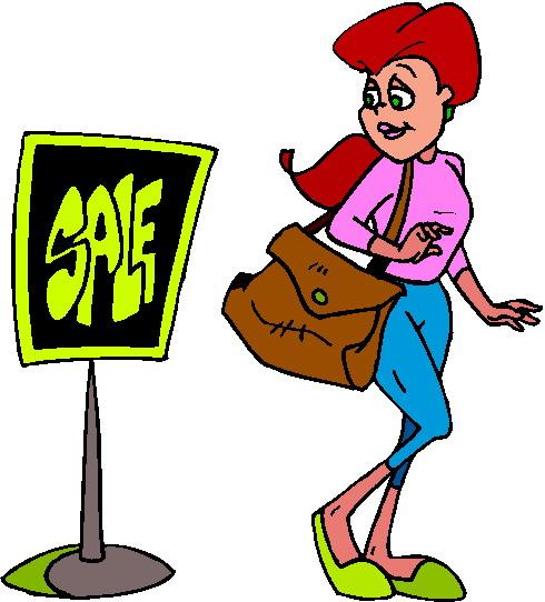 Shopping Clip Art-Shopping clip art-11