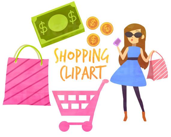 Shopping Clipart-Clipartlook.com-570-Shopping Clipart-Clipartlook.com-570-2