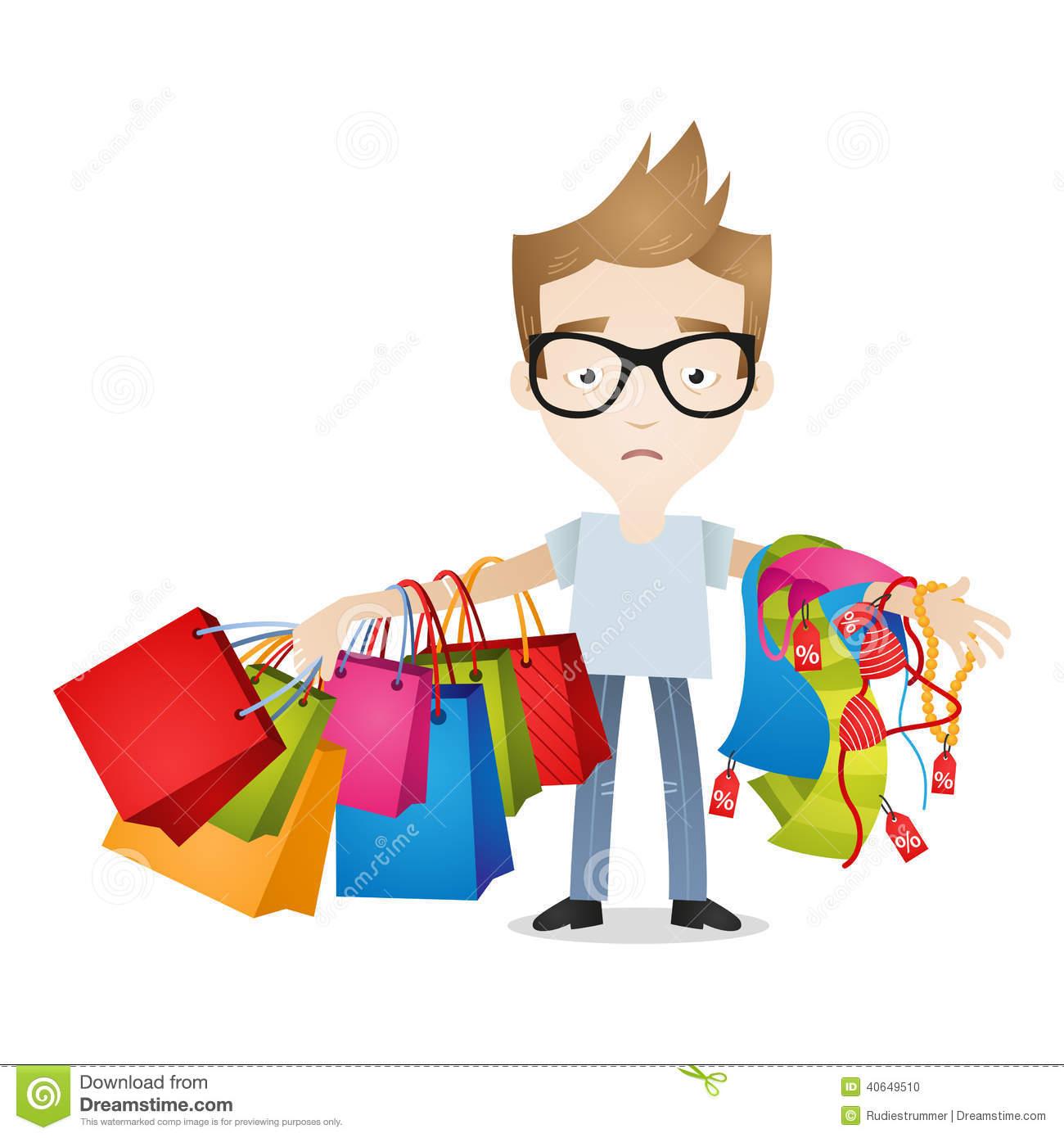 Men Clothes Shopping Clipart #1-Men Clothes Shopping Clipart #1-7