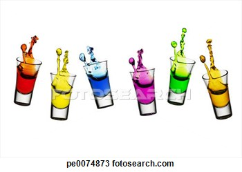 Shot Glasses Fotosearch