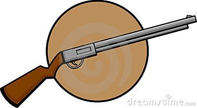 shotgun clipart