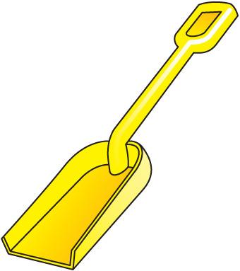 Shovel clipart 3 image