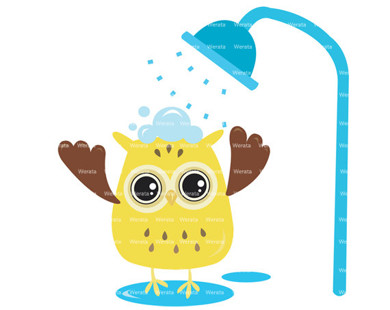 Items similar to Owl Shower Decorations Clipart Clip Art, owl shower  decorations, baby shower card, owl shower invitation - Personal and  Commercial Use on ClipartLook.com