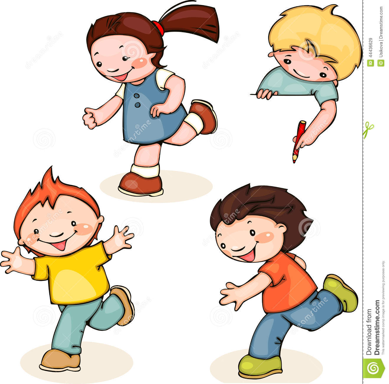Showing Gallery For Kids Running Race Clipart