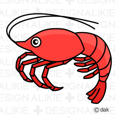 Shrimp Clipart-shrimp clipart-12