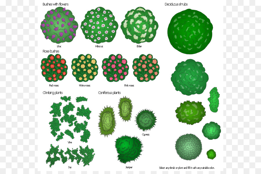 Landscape Design Landscape Architecture -Landscape design Landscape architecture Shrub - Bushes Cliparts-12