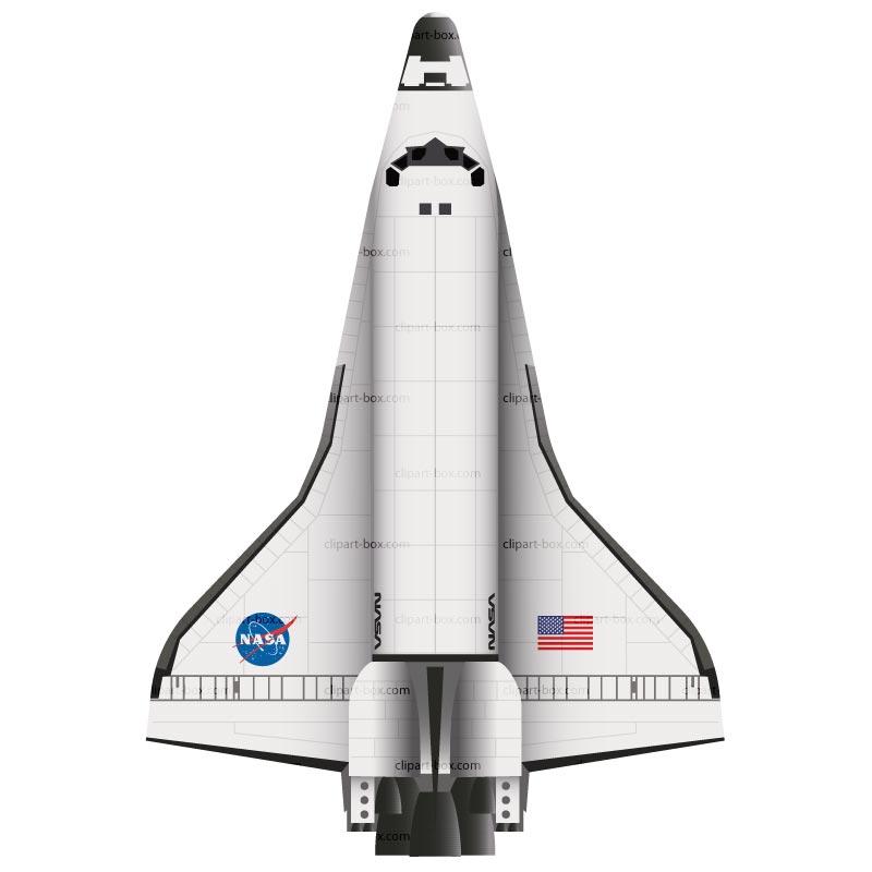 Shuttle Clipart