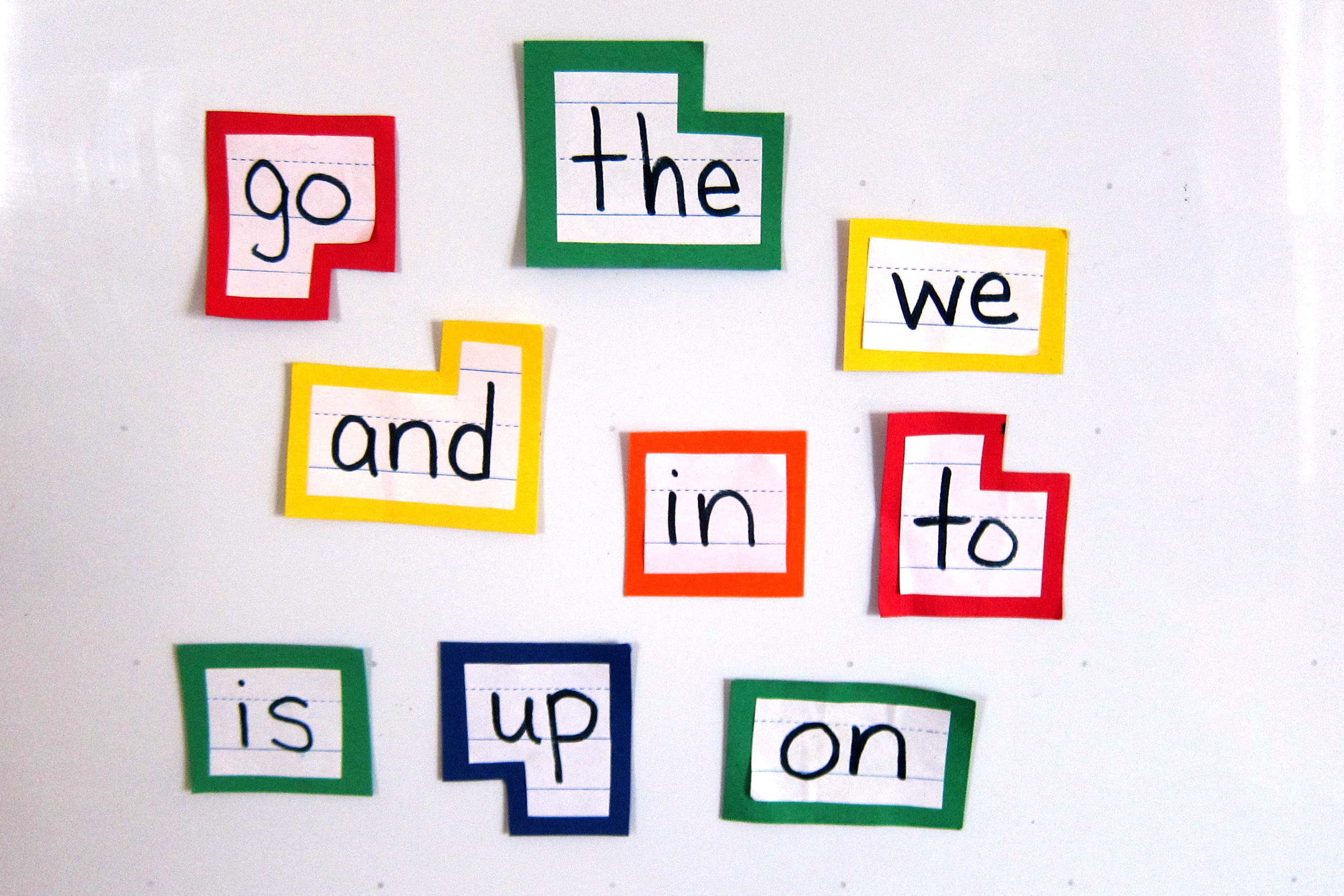 Sight Word Clip Art A New Sig - Words Clipart