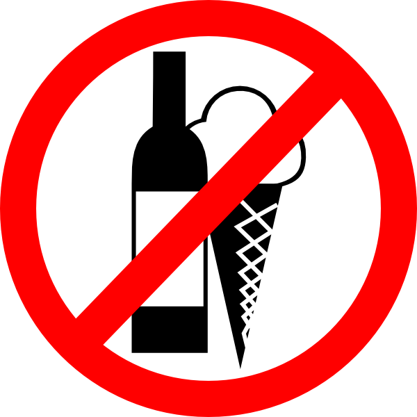 Sign No Food Or Drink Clip Art-Sign No Food Or Drink Clip Art-17