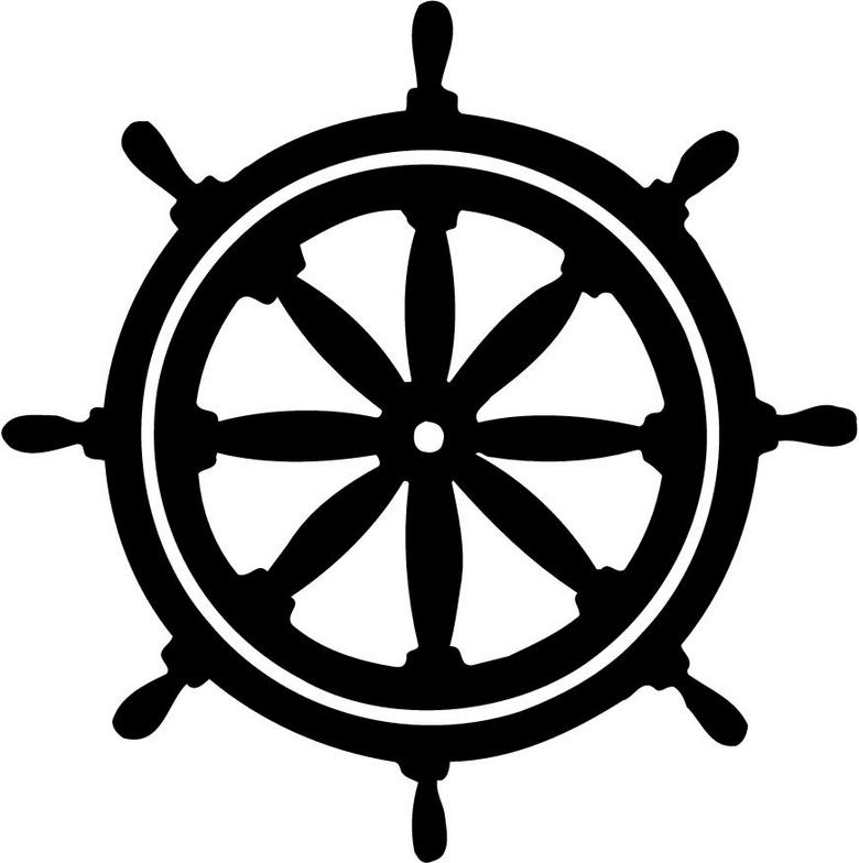 Signsys Sn0014 Ships Wheel-Signsys Sn0014 Ships Wheel-0