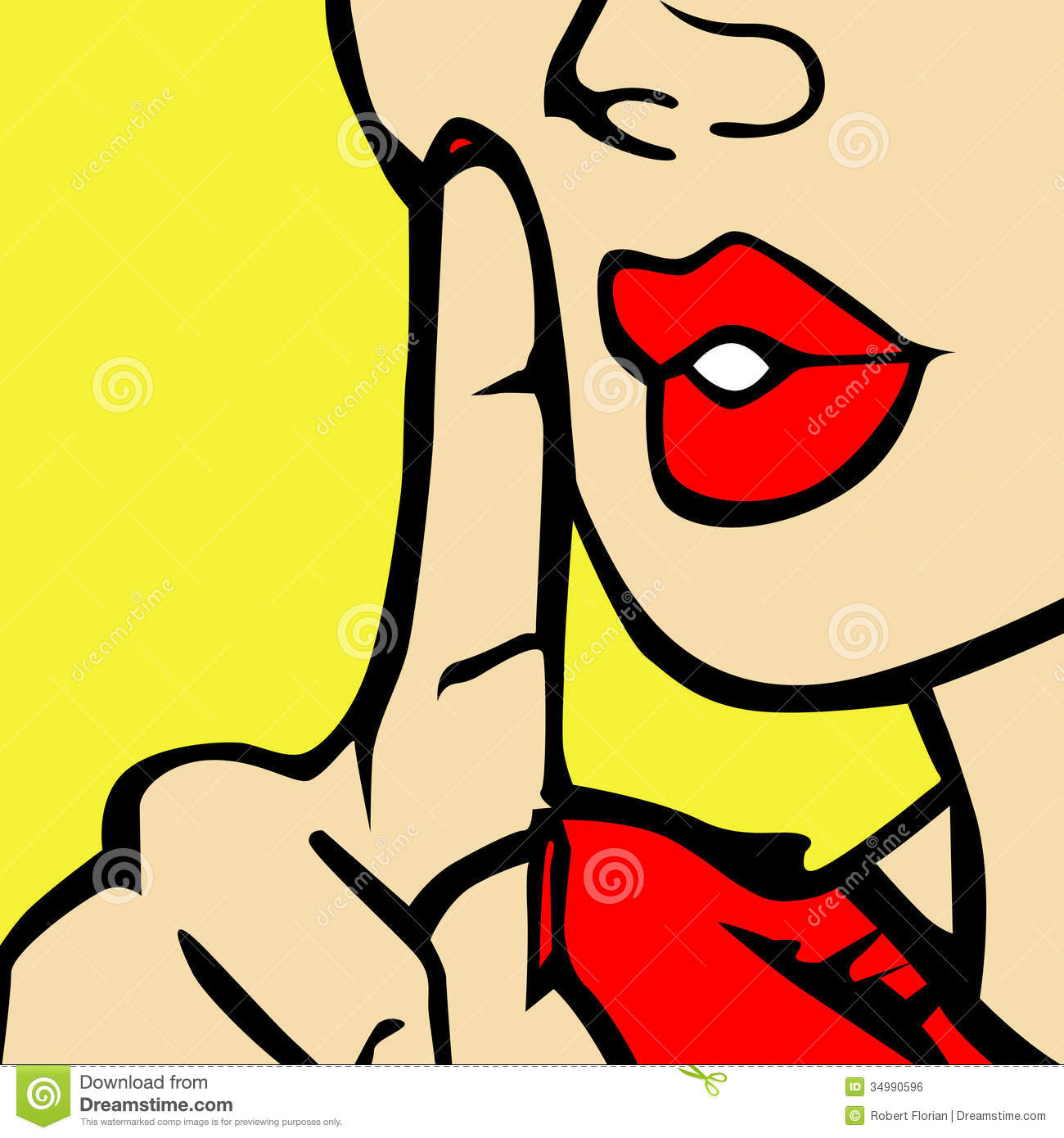 Silence Clipart Woman Asking For Silence-Silence Clipart Woman Asking For Silence-14