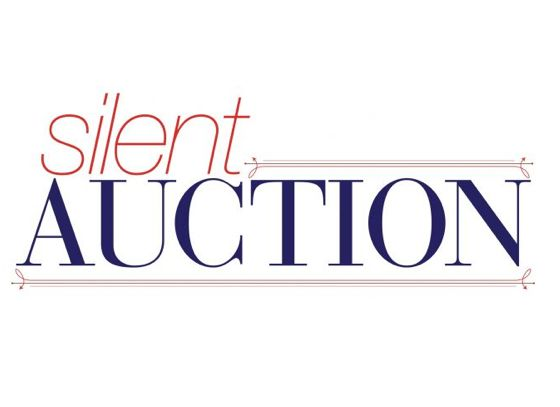 Silent Auction clip art from the PTO Today Clip Art Gallery.