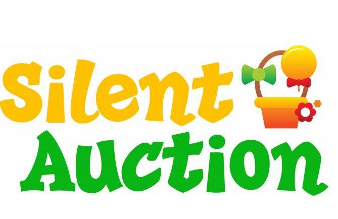 ... Silent auction clip art ...