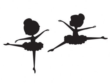 Silhouette Ballerina Clip Art | Clipart Panda - Free Clipart Images