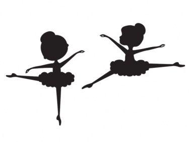 Silhouette Ballerina Clip Art | Clipart Panda - Free Clipart Images