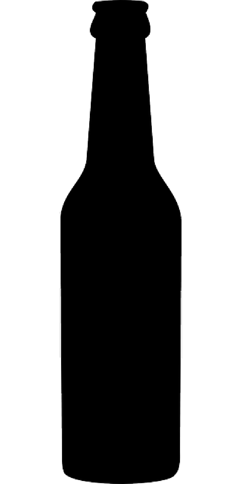 Silhouette Beer Bottle Clipart-Silhouette Beer Bottle Clipart-14