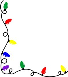 Silhouette Online Store: Christmas Light-Silhouette Online Store: christmas light border. Christmas ColoredJohannau0026#39;s ChristmasClipart ...-18