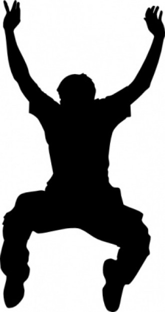 Silhouettes clipart-Silhouettes clipart-7