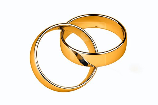 silver wedding ring clipart-silver wedding ring clipart-12