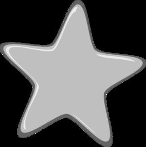 Silver Star Clip Art-Silver Star Clip Art-11