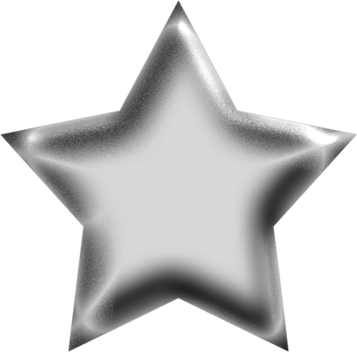 Star Silver Png Clipart by clipartcotttage ClipartLook.com