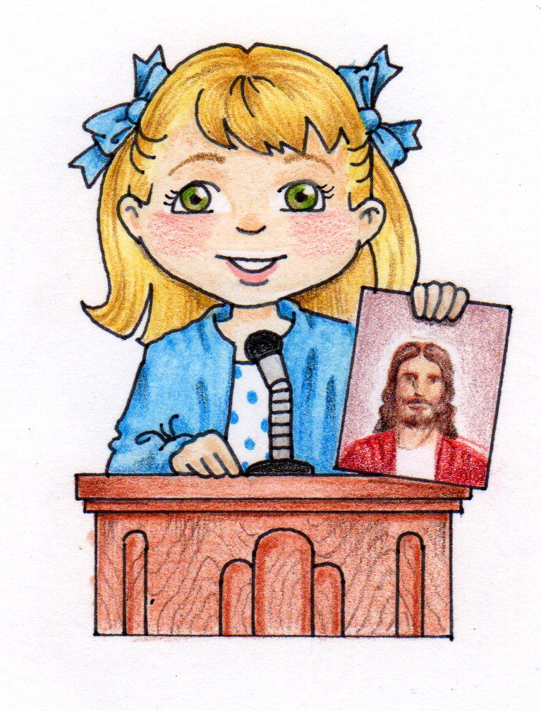 Similar Galleries Lds Primary Clipart