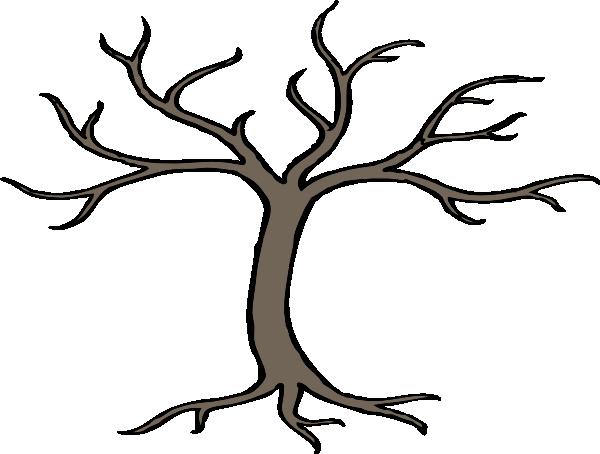 Simple Bare Tree Clipart-simple bare tree clipart-13