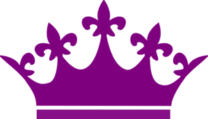 simple crown clipart