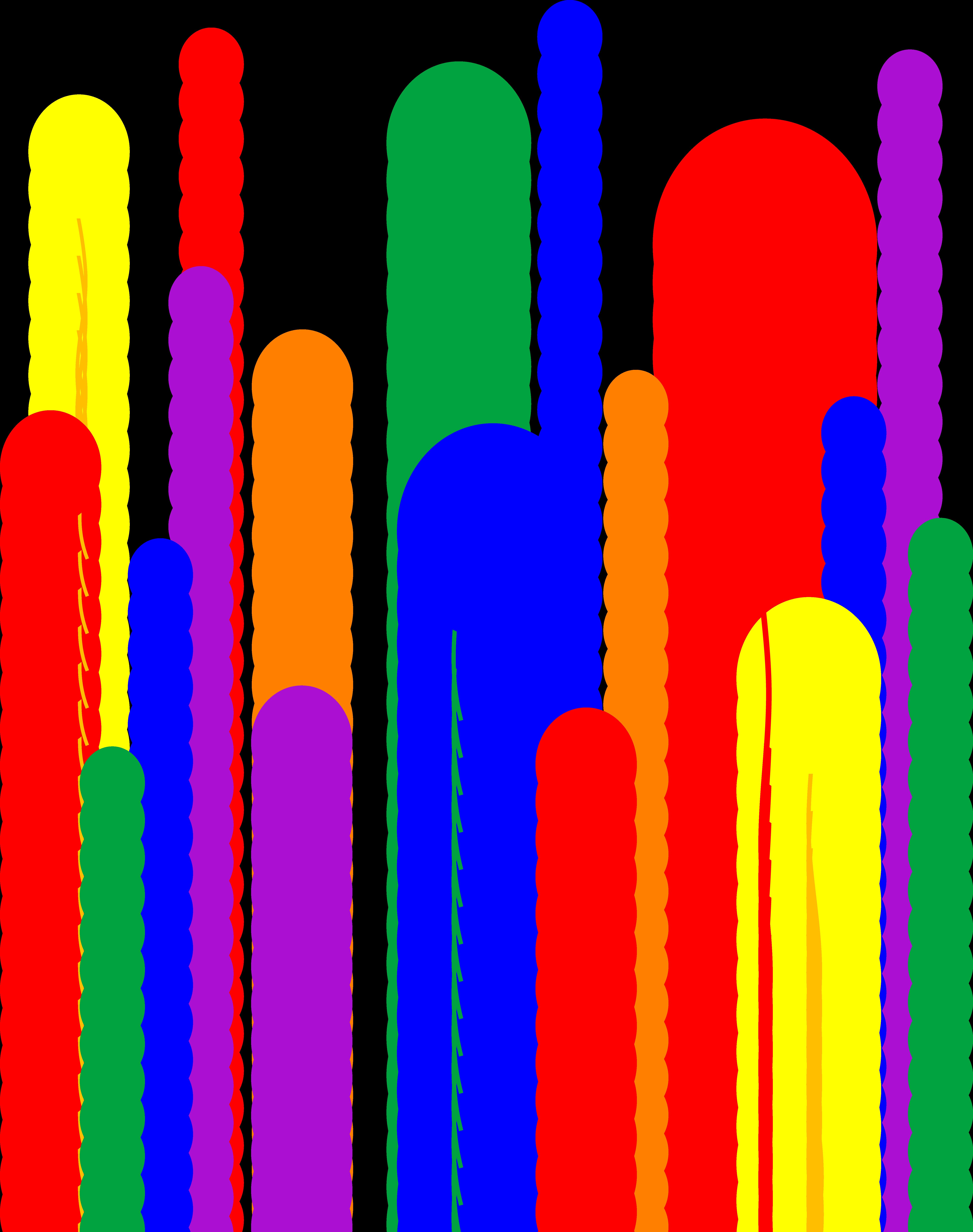 Simple Colorful Birthday .-Simple Colorful Birthday .-5