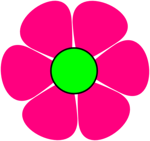 Simple Flower Clipart Best