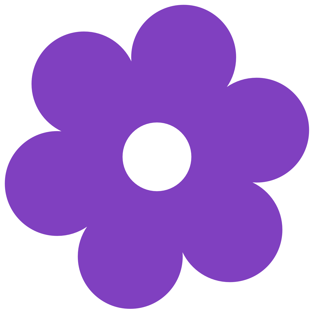 ... Simple Flower Vector | Free Download Clip Art | Free Clip Art | on .