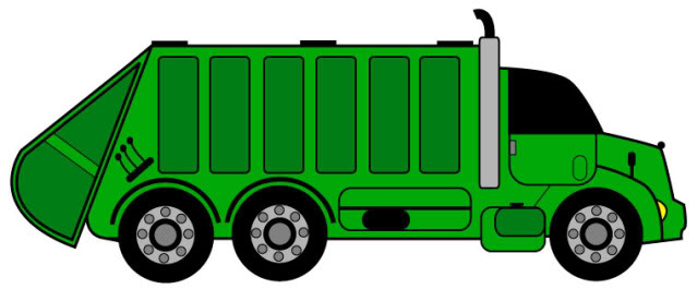 Simple Garbage Can Clipart ...-Simple Garbage Can Clipart ...-10