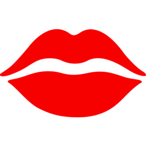Simple Red Lips Design Free .-Simple Red Lips Design Free .-13