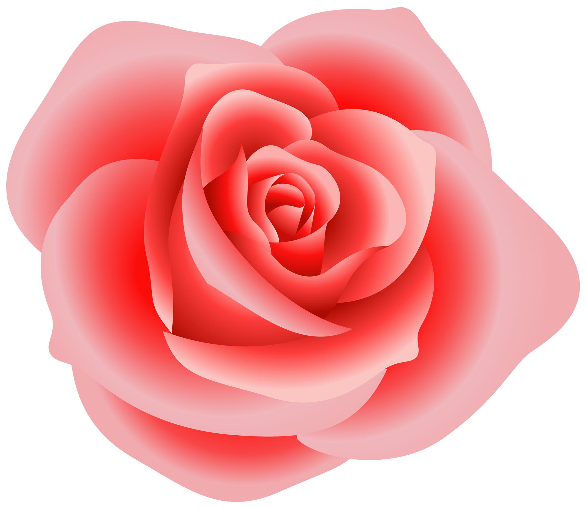 Simple rose clipart free clipart image 2